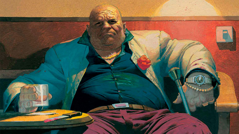 The Kingpin Is Getting His Own Solo Comic Series