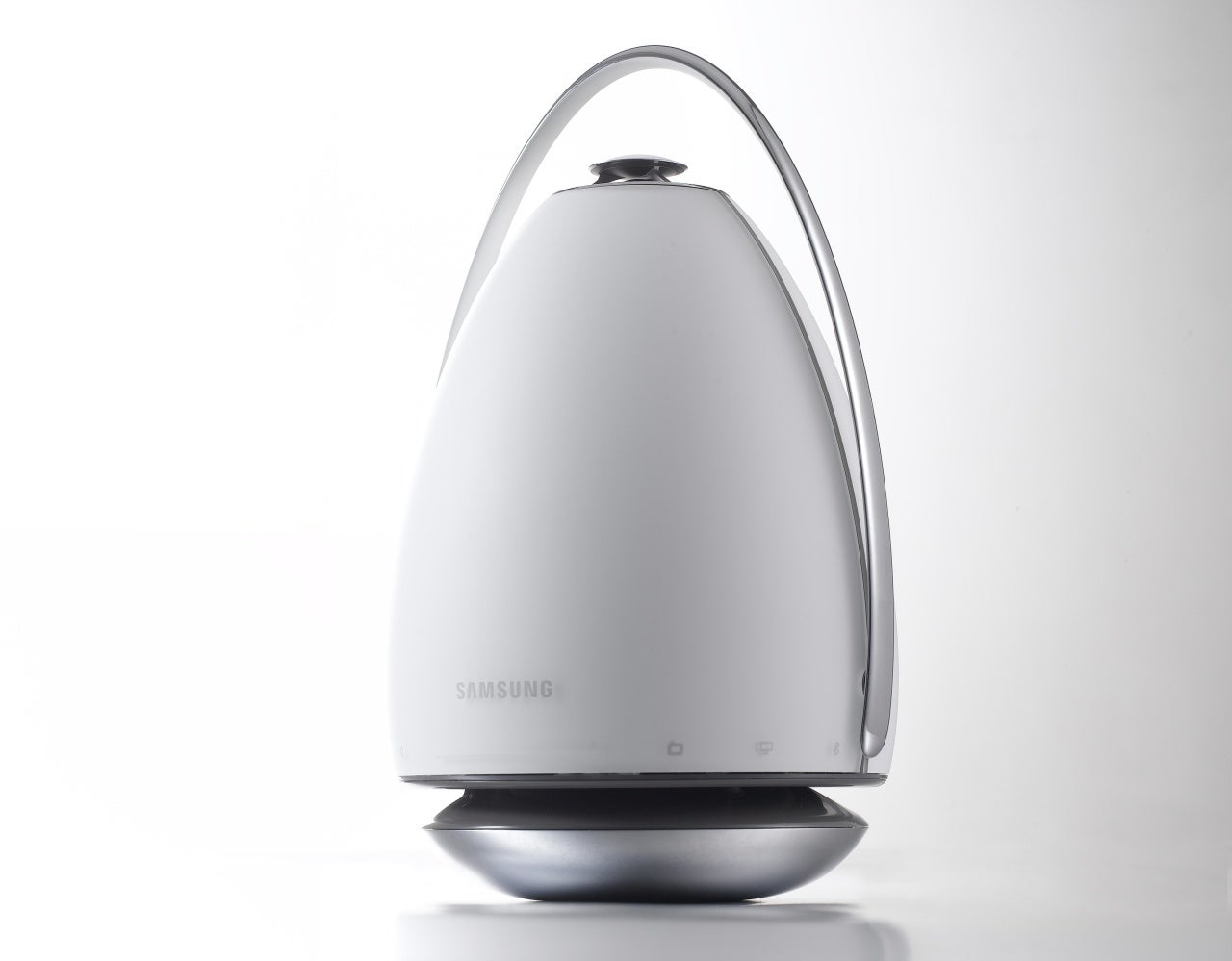 Samsung's New Speakers Are Basically Portal Guns