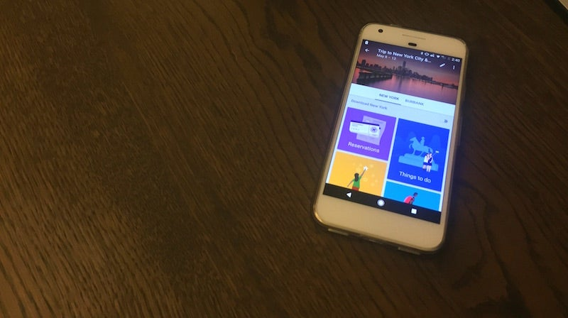 Google Trips Just Updated To Make Travel Planning Even More Convenient