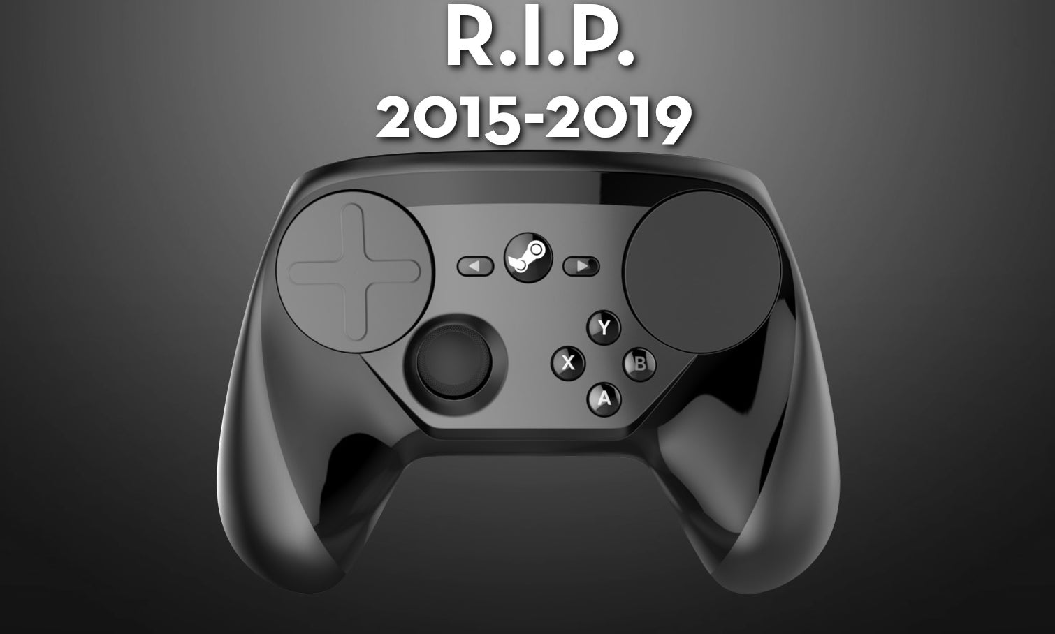 Valve Is Not Making Any More Steam Controllers