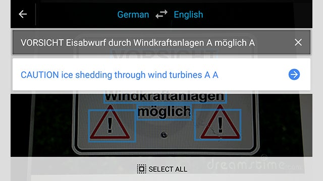 Use Google Translate to Transform Foreign Signs Before Your Eyes