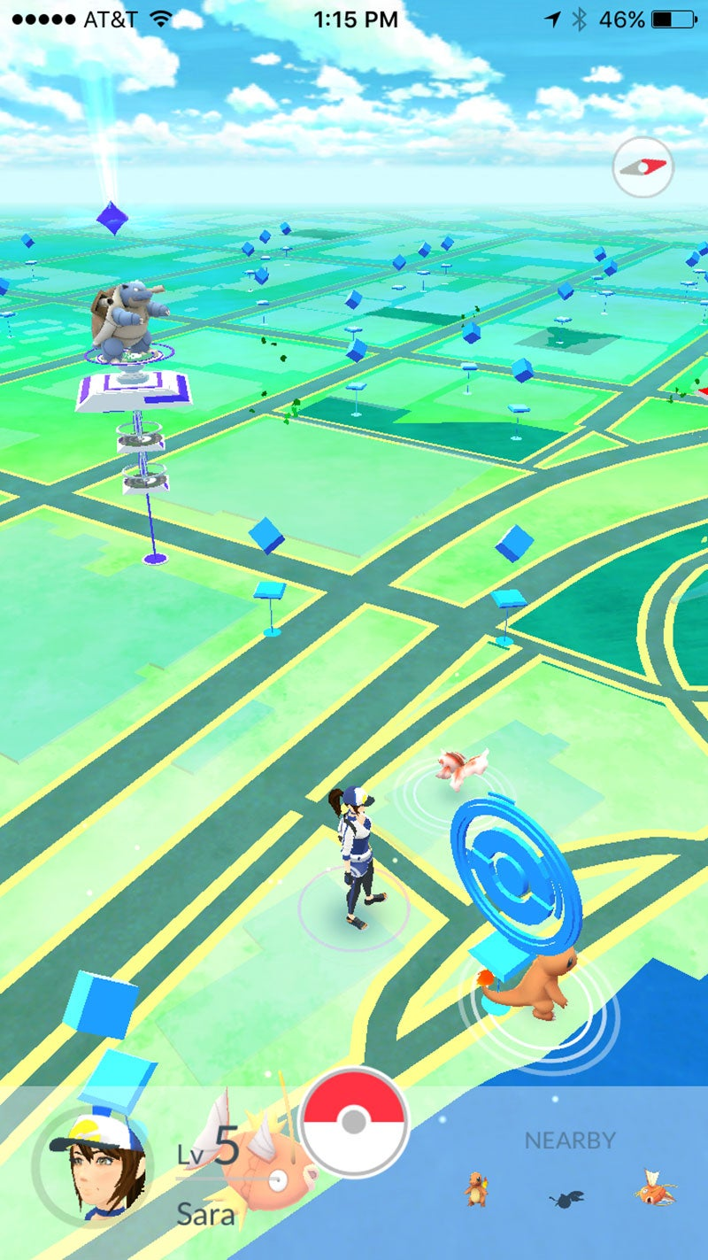 Discovering Real-World Treasures With Pokemon Go