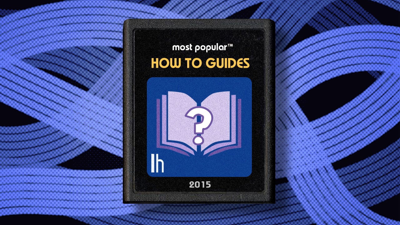 Most Popular How-To Guides of 2015