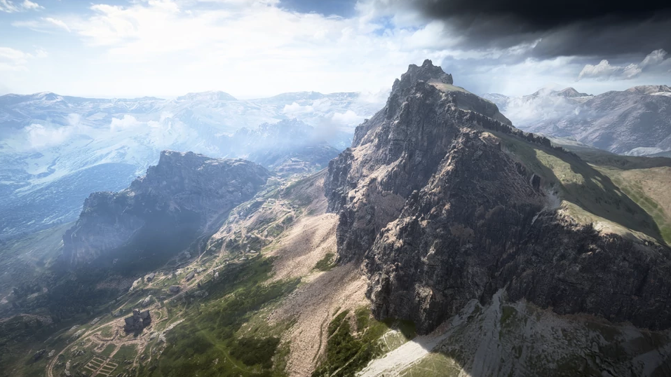 The Battlefield 1 Community Is Torn Over A Mountain