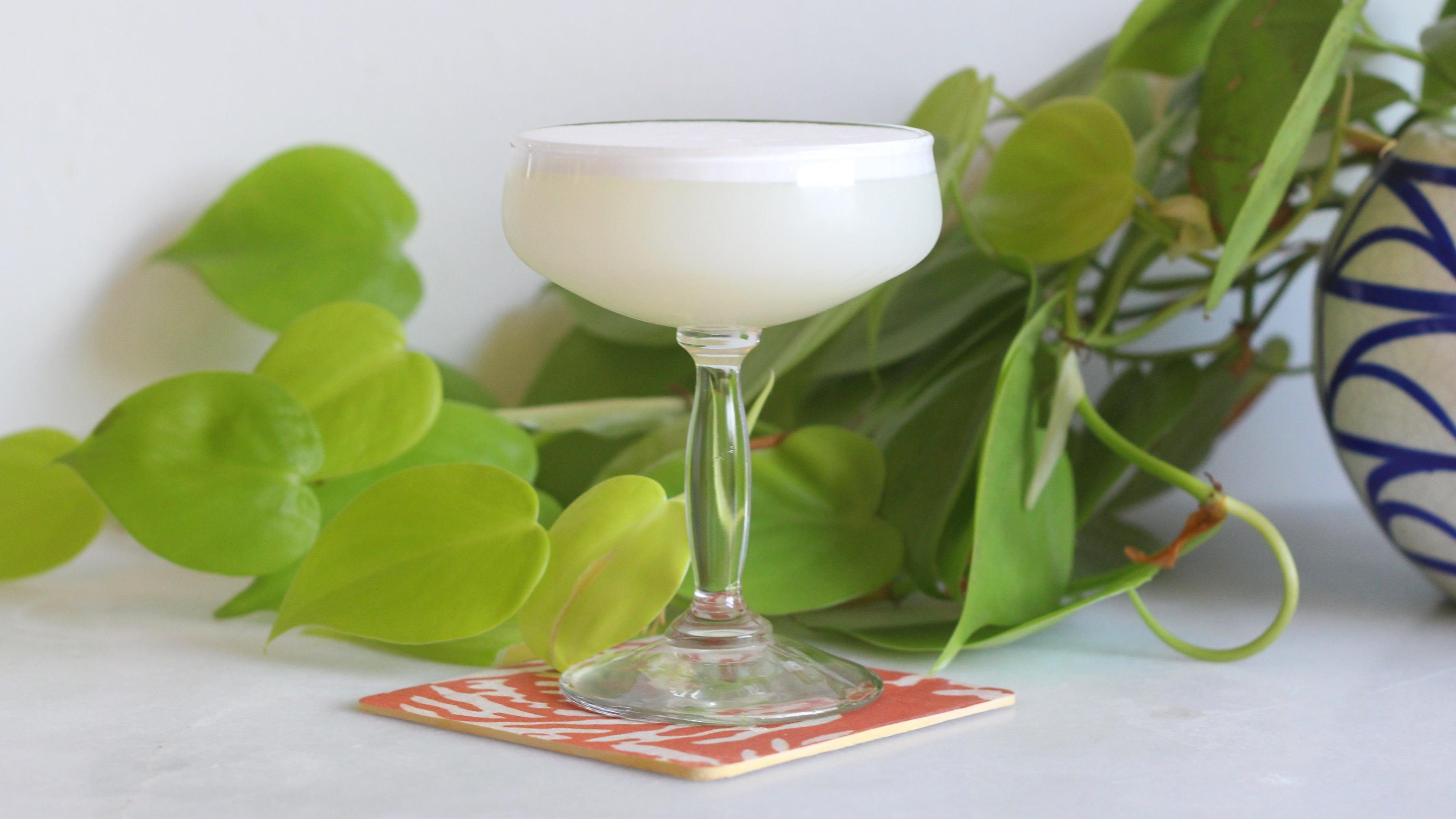 Make Frothy, Egg-Free Cocktails Using Burrata Water