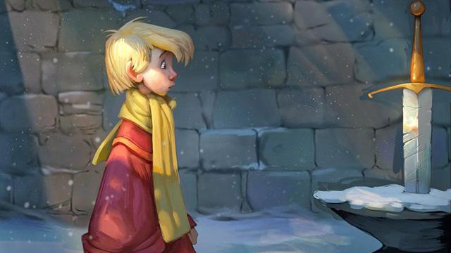 Classic Disney Stills, Digitally Revitalized