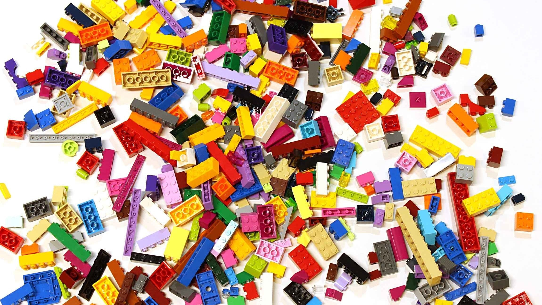 Your Old LEGO Might Be Toxic
