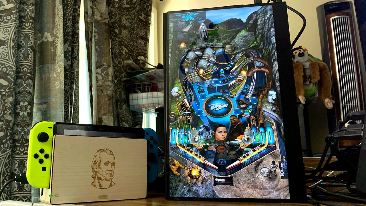 My New Favourite Way To Play Pinball On Switch