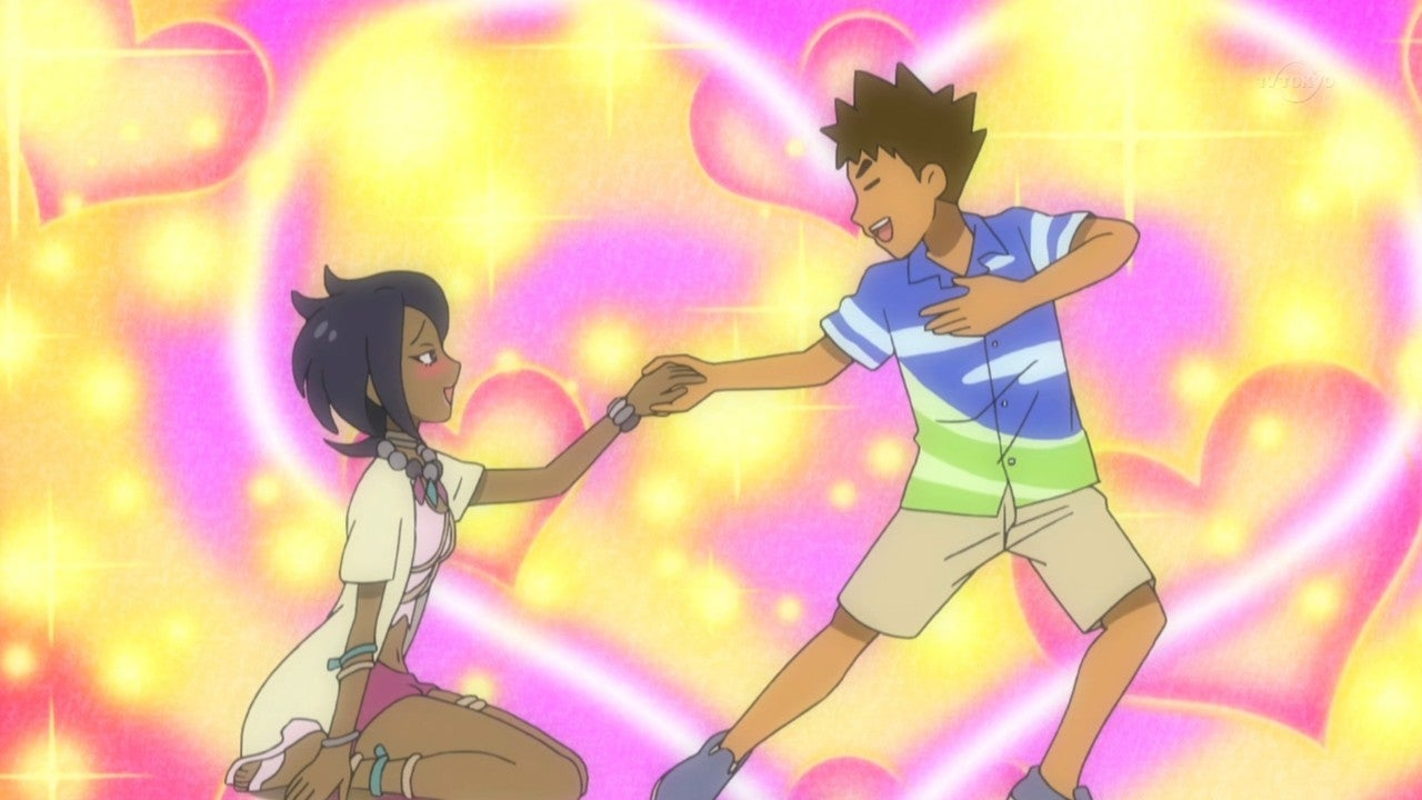 Brock From ThePokémonAnime Might Have A Girlfriend