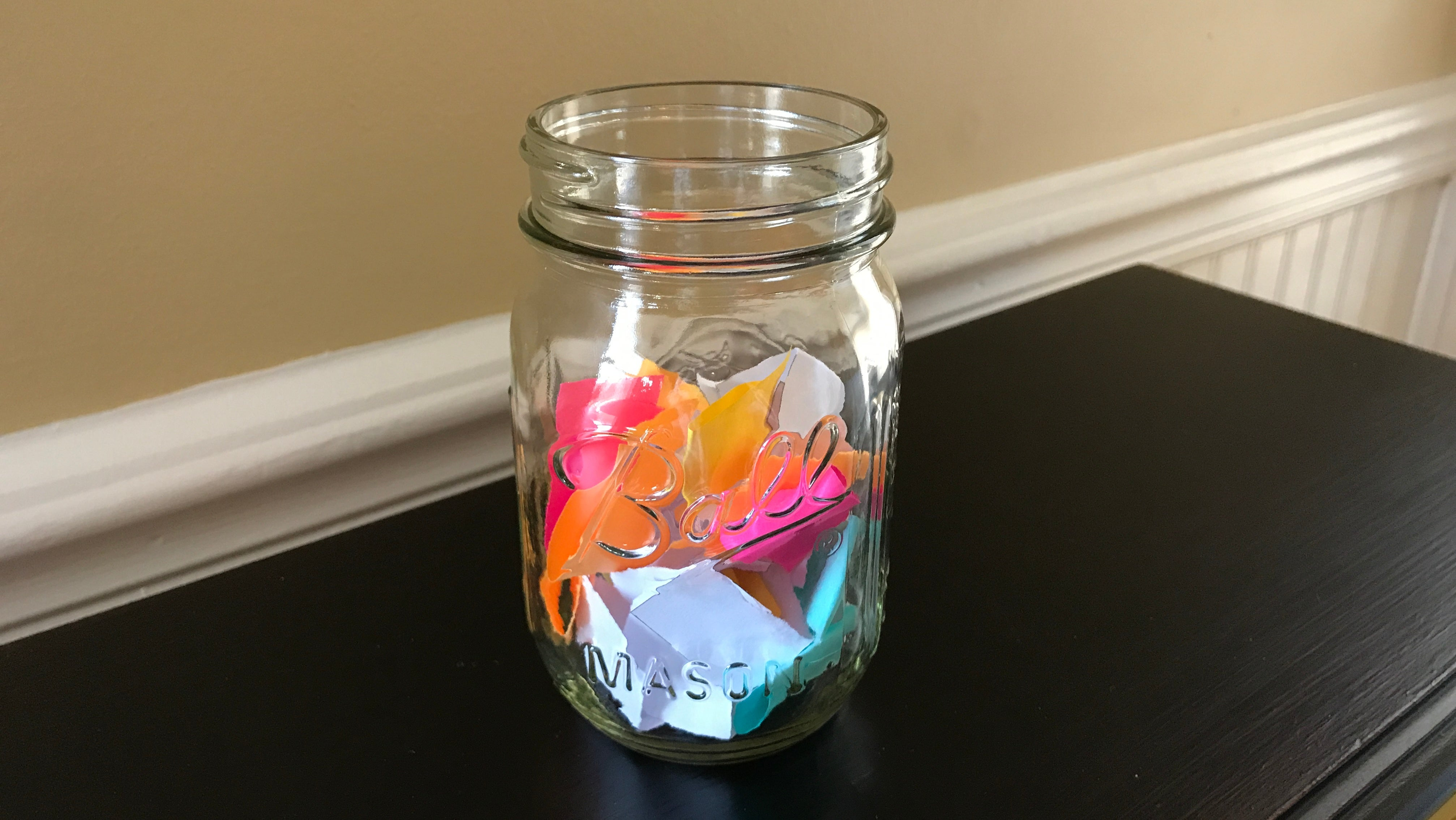 Create An 'I Want' Jar For All Your Little Kid's Desires