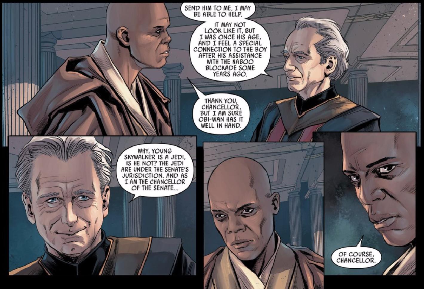 Marvel's Obi-Wan & Anakin Star Wars Comic Is Pretty Pointless