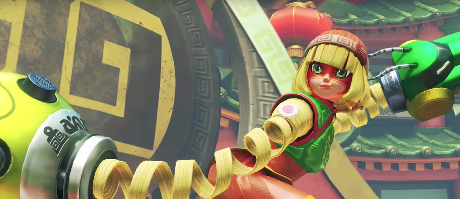 Nintendo Explains How It Came Up With Min Min's Unique Design In Arms