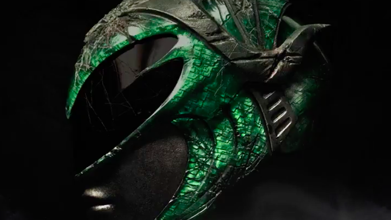 Power Rangers' Post-Credit Scene Was Almost Much More Explicitly About The Green Ranger