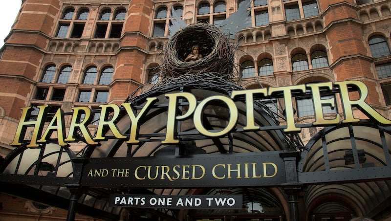 Harry Potter And The Cursed Child Makes Plans To Hit Broadway In 2018