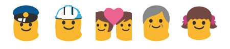 Android Finally Redesigns Its Emoji to Be Less Creepy