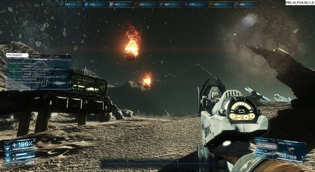 Asteroids: Outpost Is Not The Next Great Steam Survival Game