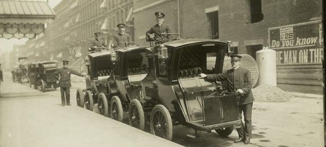 On This Day In 1899, The First Speeding Arrest Happened — At 19km/h