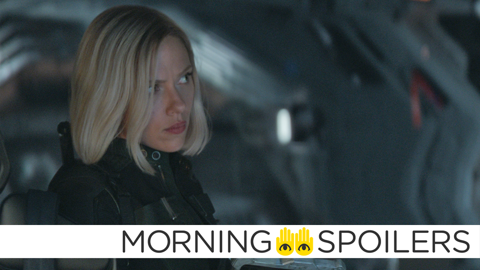 Even More Black Widow Set Pictures Tease A Mysterious Villain
