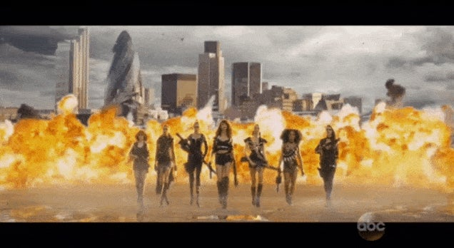 It's Not An Action Movie Trailer, It's A Taylor Swift Music Video