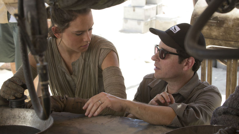 It's Official: J.J. Abrams Will Write And Direct Star Wars: Episode IX