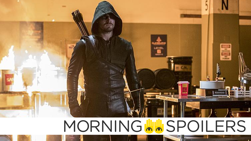 Stephen Amell Talks About The Impact Of Arrow's Midseason Finale Twist
