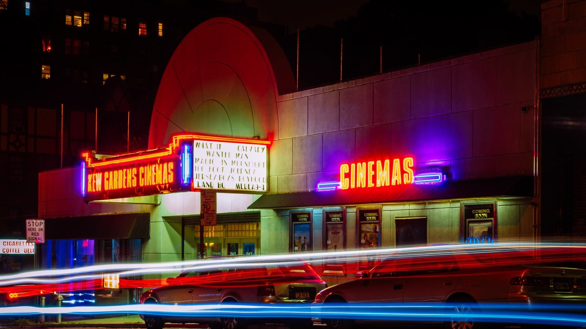 Sinemia's New 'Unlimited' Plan Offers One Movie Ticket Per Day