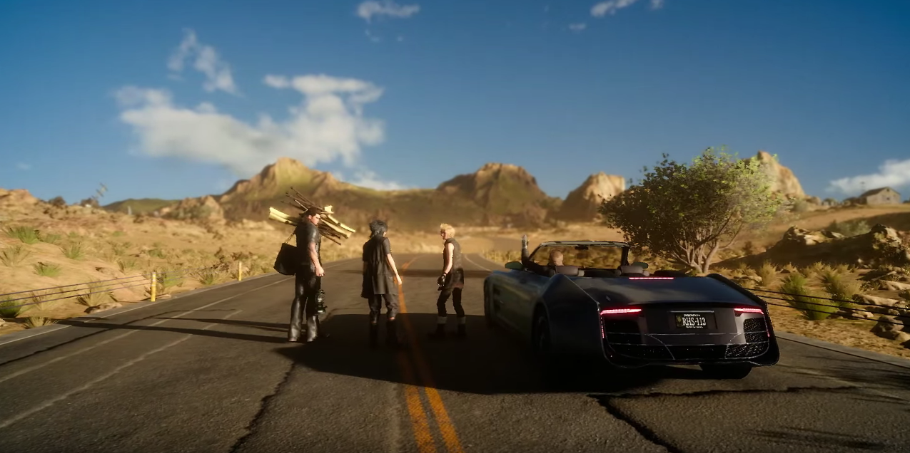 All This Week's Big Final Fantasy XV News