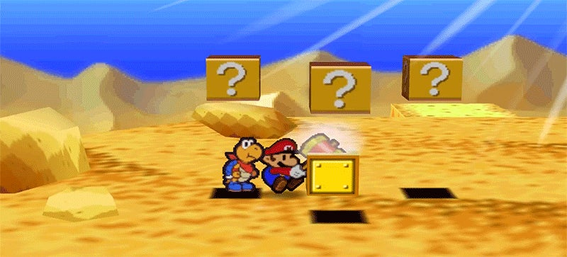 Hitting the Same Block Billions of Times Is the Weirdest Way to Crash Paper Mario 64