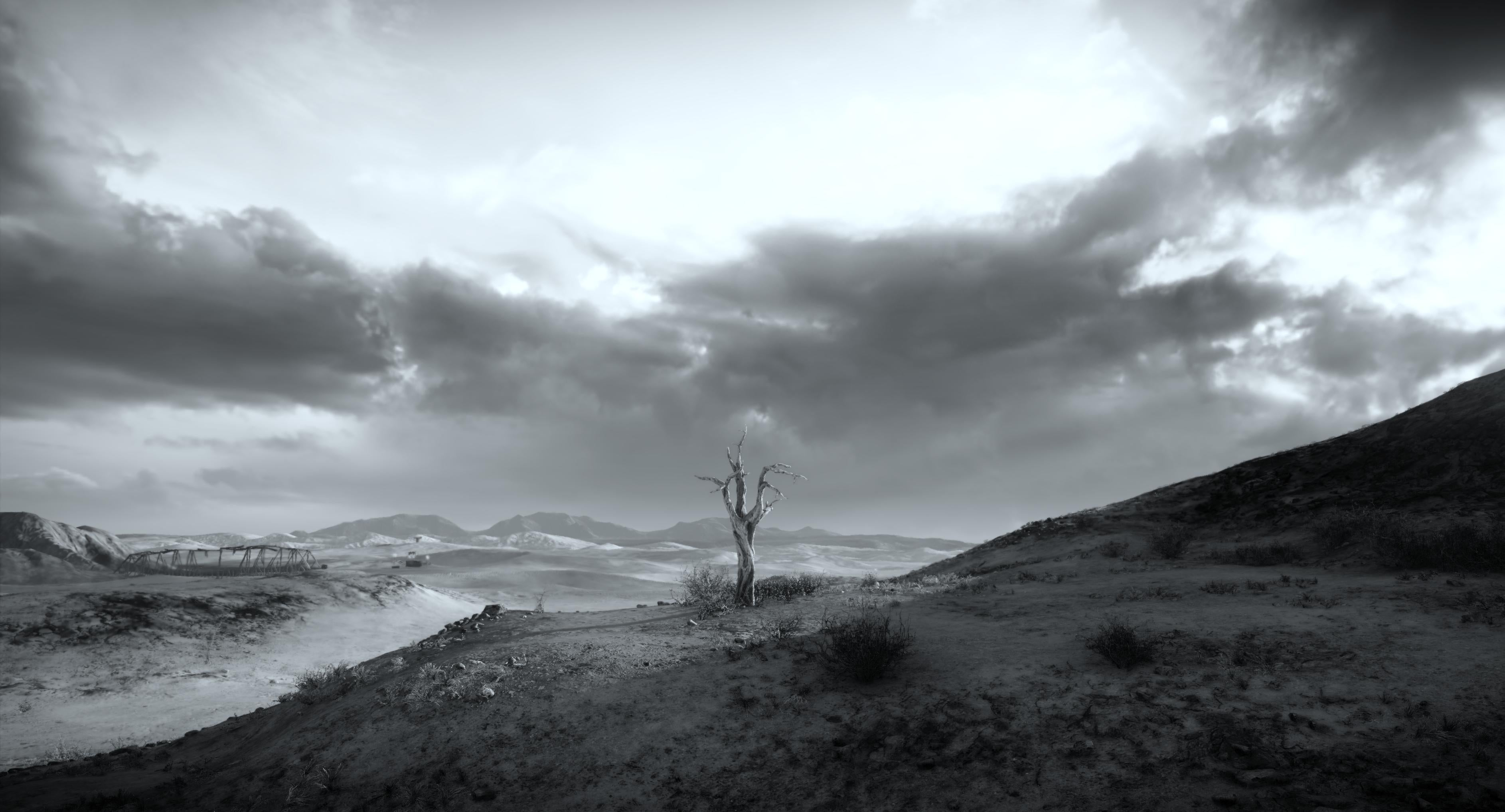 Video Game Screenshots As Art (Or Wallpaper)