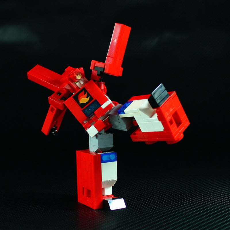 That's No Ordinary LEGO Brick