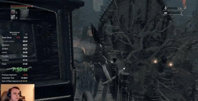 Bloodborne, Beaten In Just 44 Minutes