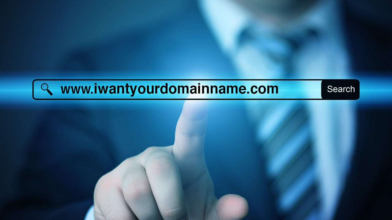 What Do I Do When Someone Has a Domain Name I Want?