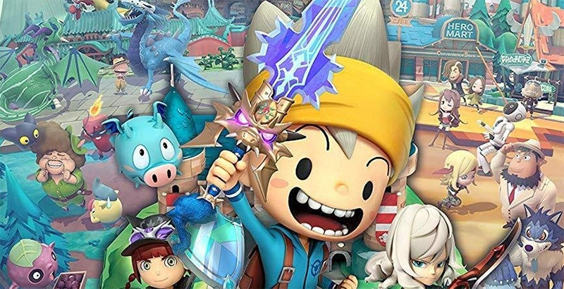 I'm Not Sure I Like Snack World But I Keep Playing Anyway