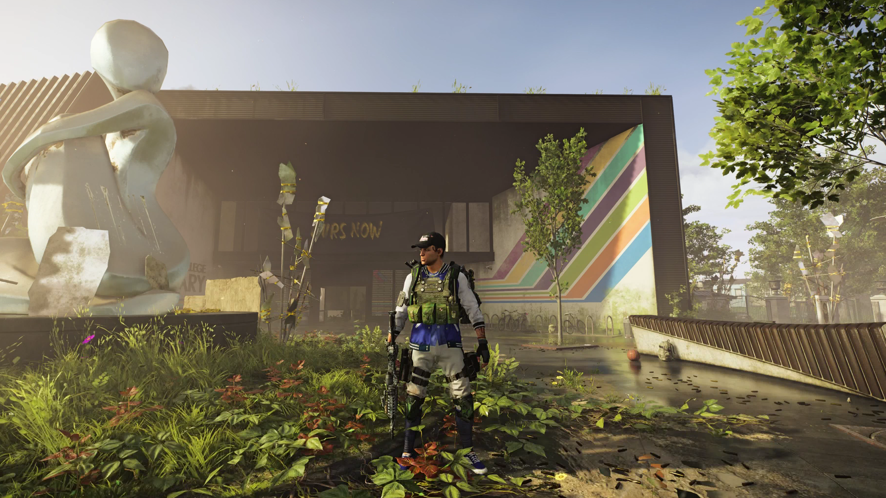 The Division 2's Big New Update Is As Promising As It Confusing