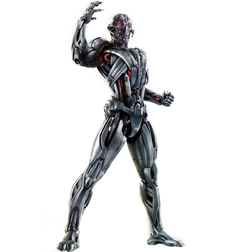 The first full look at Ultron from Avengers 2 (yes, it's one scary BMF)