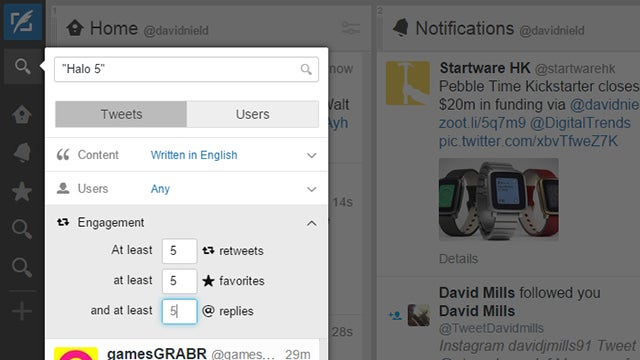 Cut Through the Noise on Twitter with TweetDeck's Engagement Filter