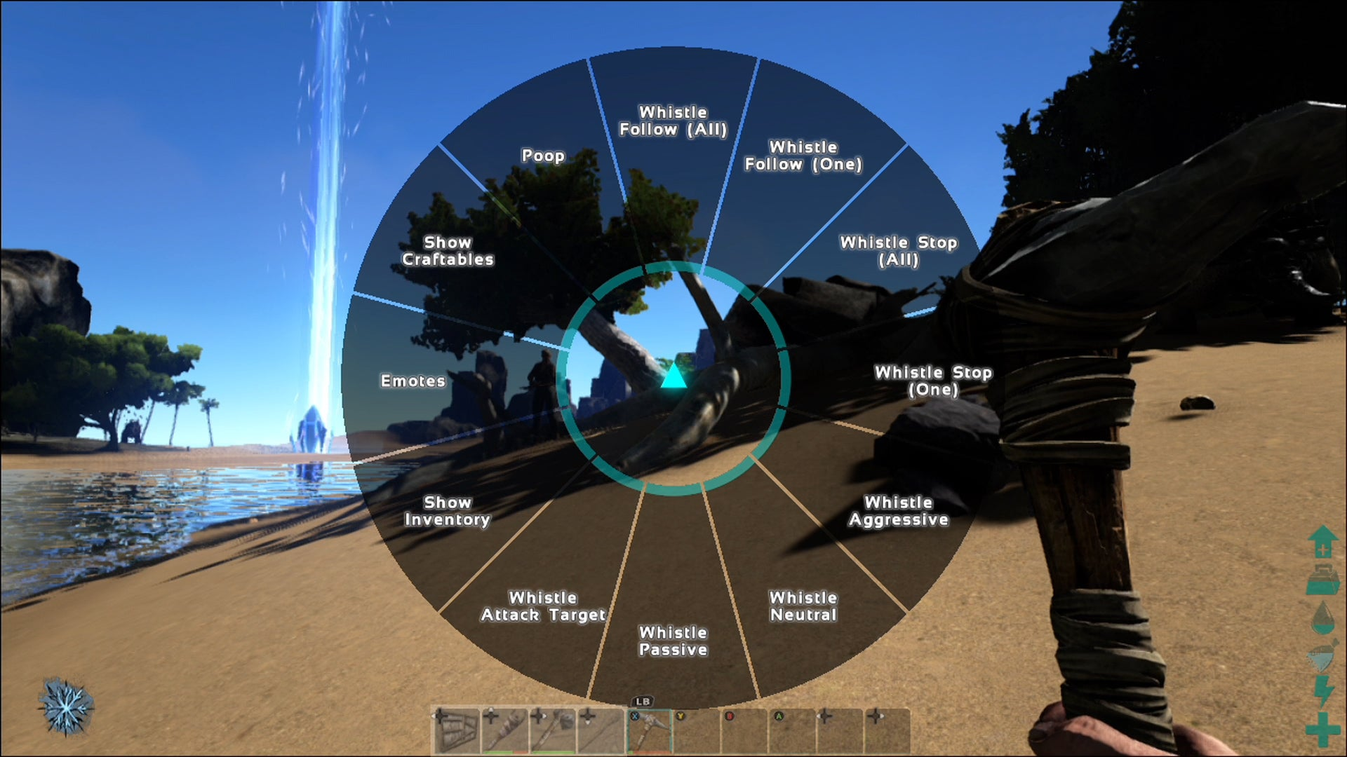 very game ark how to know version
