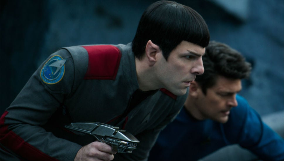 The Producer Of Star Trek Used A Racial Slur To Refer To Spock