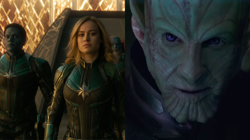 Your Guide To The Kree-Skrull War, The Cosmic Conflict That Captain Marvel Could Bring Into The Spotlight