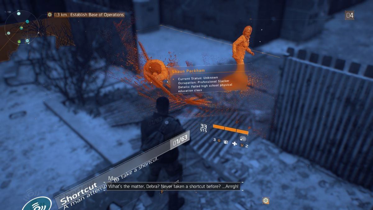 Seven Easter Eggs Hidden In The Division