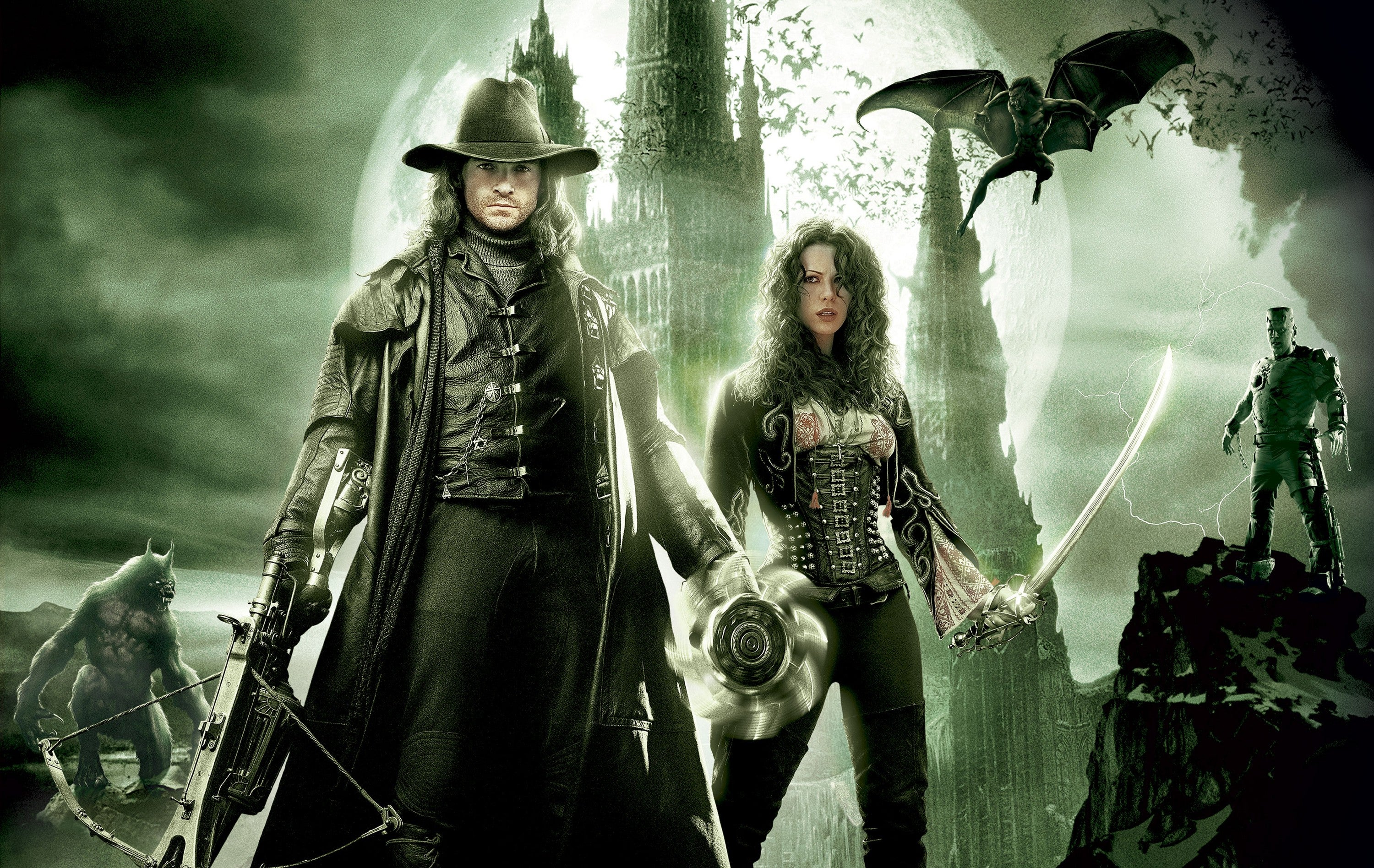 Syfy's Van Helsing TV Show Is Already Completely Ridiculous