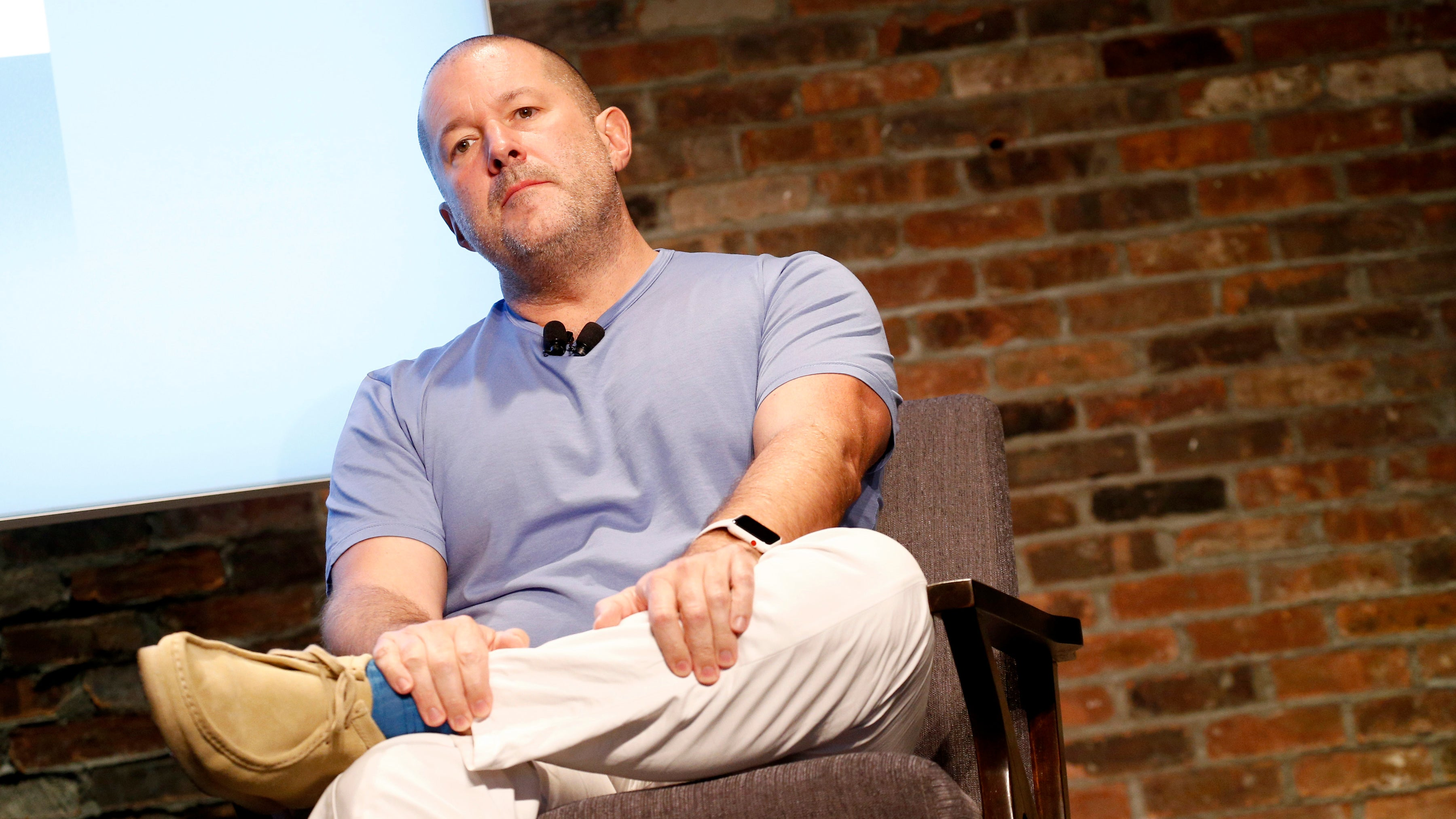 Jony Ive Is A Human Man With Good Taste In Shoes