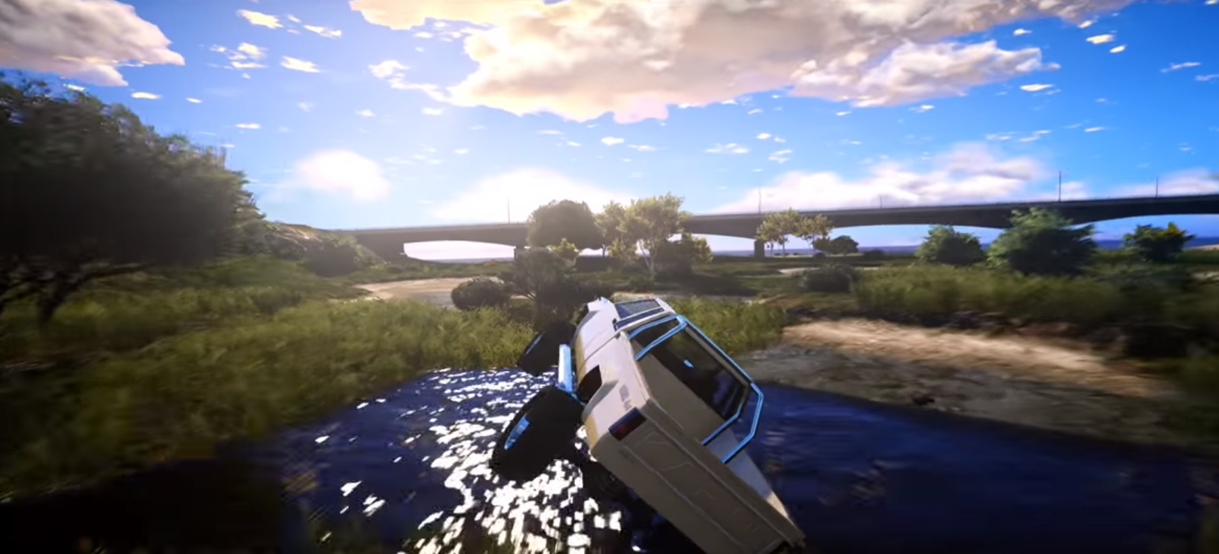Gorgeous New GTA V Mod Is The Work Of One Person
