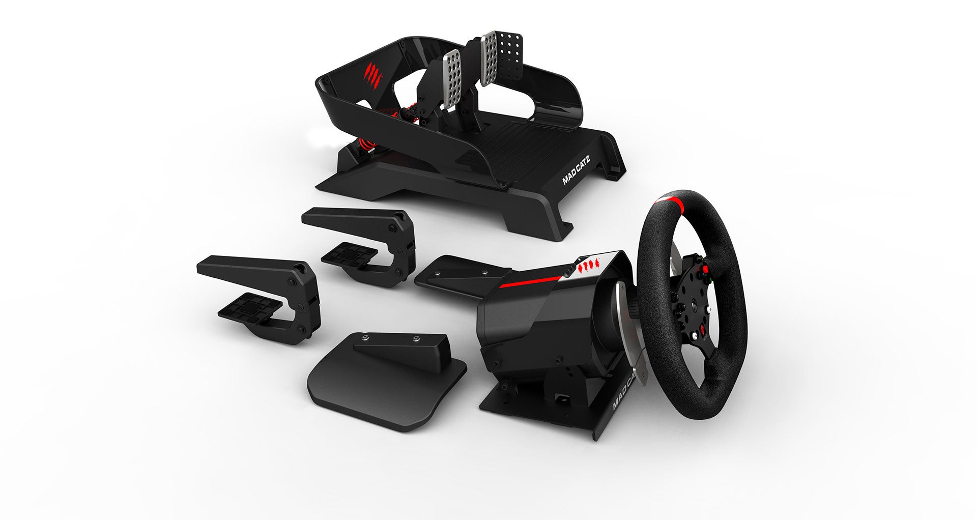I'm Developing A Serious Racing Wheel Problem