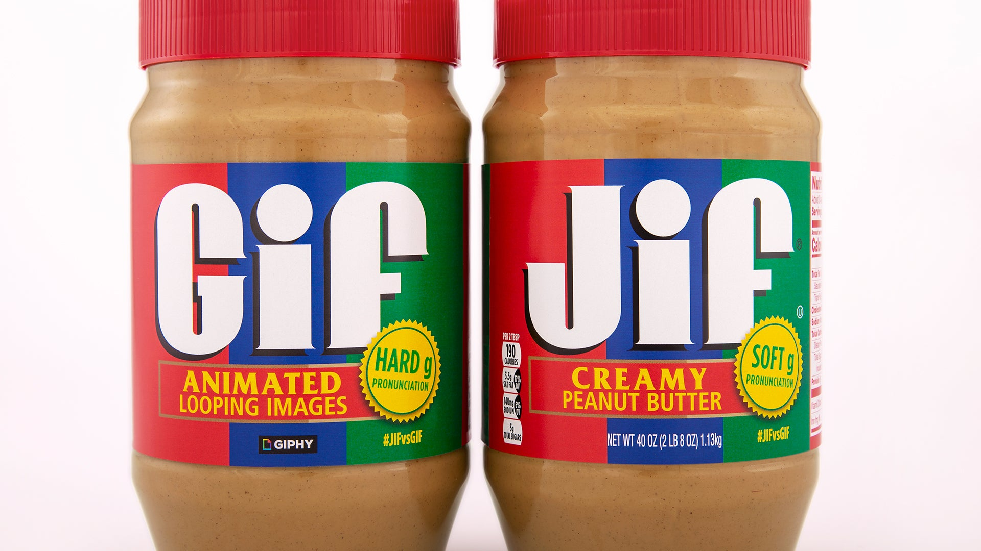 Peanut Butter Company Finally Addresses GIF Pronunciation Issue
