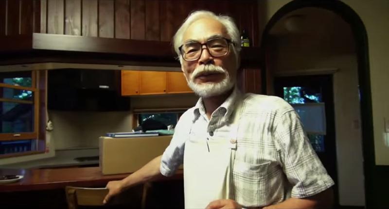 The Way Hayao Miyazaki Works Sounds Stressful