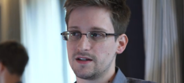 Edward Snowden Threw Crypto Parties Before He Blew The Whistle On NSA