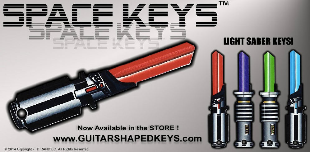 Lightsaber Replacement Keys: No Need to Use the Forced Entry