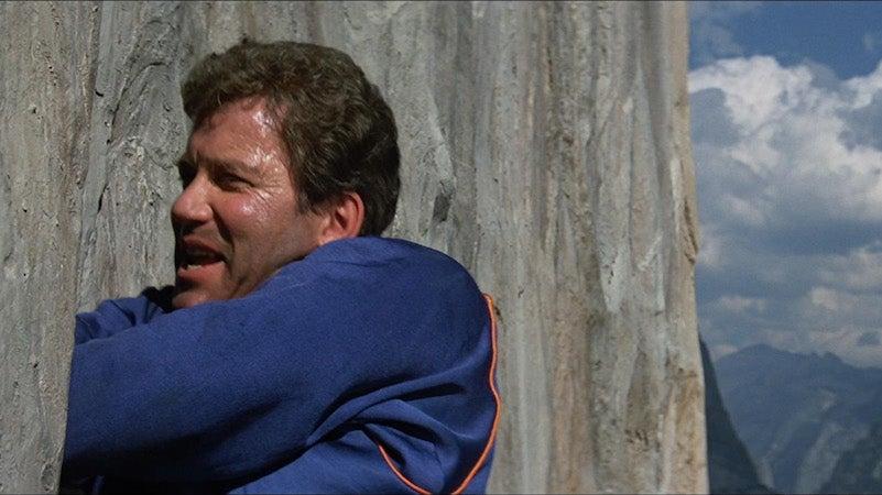 William Shatner Is Sorry Paramount Didn't Stop Him From RuiningStar Trek V