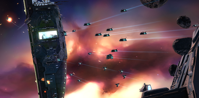 How We Overhauled The Homeworld Soundtrack For A New Audience
